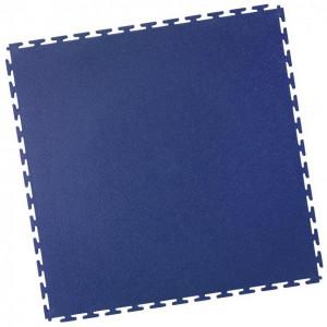 Garagenfliese gekornt blau