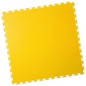 Garagenfliese gekornt gelb