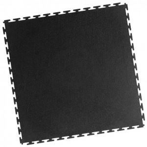 Garagenfliese gekornt schwarz