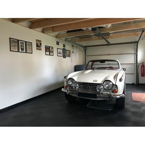 Garagen Klickfliesen